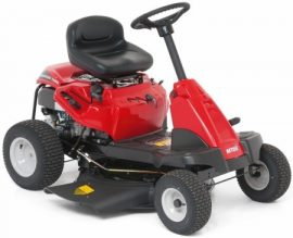 Optima Mini-Rider 76 SDE  oldalkidobós fűnyírótraktor / Készleten