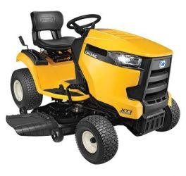 Cub Cadet XT1 OS107 oldalkidobós fűnyíró traktor