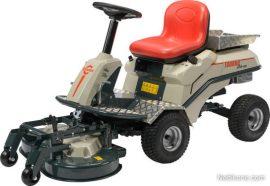 CRAMER Tourno Pick-up 2 WD frontkaszás fűnyíró traktor