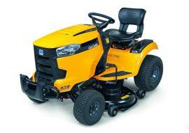 Cub Cadet XT2 ES 107  Akkumulátoros oldalkidobós fűnyíró traktor