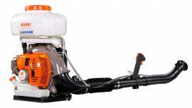 Kasei 3 WF14B Háti motoros permetező rásegítő szivattyúval