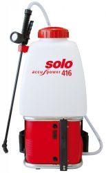 Solo 416 Li Háti akkumulátoros permetező