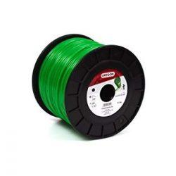 Damil 2.4 mm kerek Oregon 264 m zöld