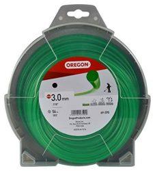 Damil 3.0 mm kerek 56 m zöld Oregon
