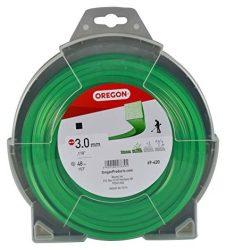 Damil 3.0 mm szögletes 48 m zöld Oregon
