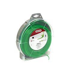 Damil 2.7 mm szögletes 59 m zöld Oregon