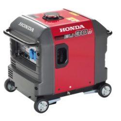EU 30i S önindítós Honda zajmentes generátor