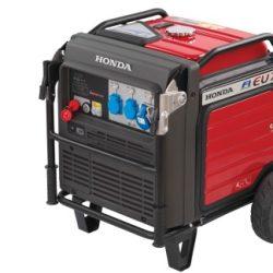 EU 70iS Honda generátor inverteres szabályzású