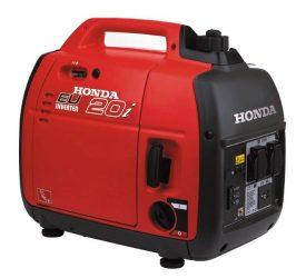 Honda EU 22i  benzin motoros áramfejlesztő