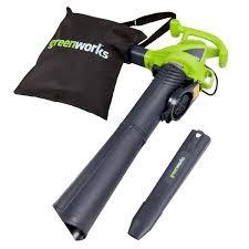 Greenworks GBV 2800 Fúvó és Szívó