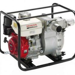 Honda WT 30 Benzin motoros zagyszivattyú
